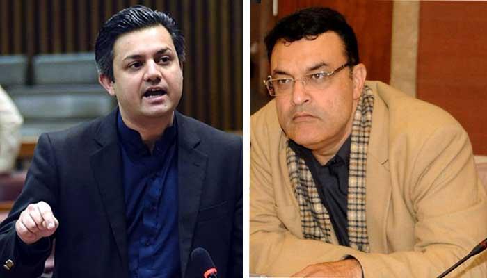 نور عالم خان نے حماد اظہر کو بے خبر وزیر کہہ دیا