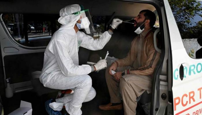 اسلام آباد ، لاہور میں کورونا کیسزکی شرح 1فیصد