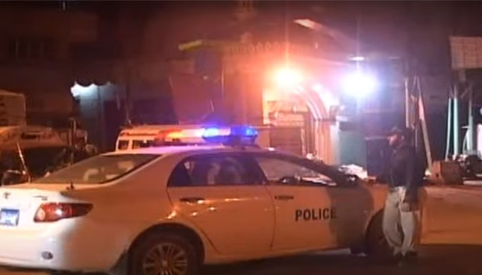 کراچی: پی ٹی آئی کے رہنما کی قیمتی گاڑی چوری