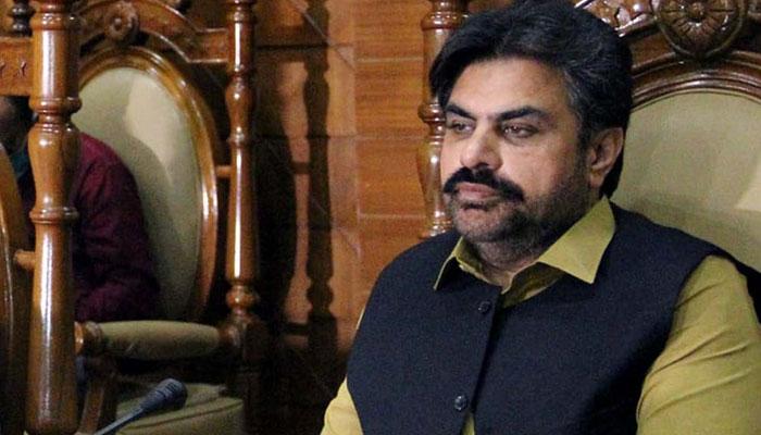 وزیر بلدیات سندھ ناصر شاہ سے تاجر رہنماؤں کی ملاقات