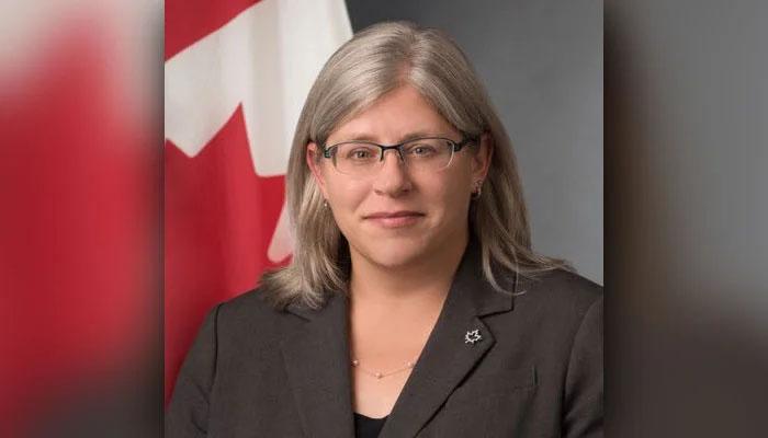 کینیڈا میں اسلاموفوبیا کسی صورت قبول نہیں: کینیڈین ہائی کمشنر وینڈی گلمور