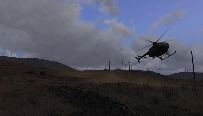 افغان فورسز کے ہیلی کاپٹر کی کریش لینڈنگ، 3 اہلکار ہلاک