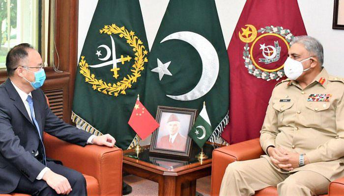 پاکستان اپنے 'آئرن برادر' چین کے ساتھ دوستانہ تعلقات کی بہت قدر کرتا ہے، آرمی چیف