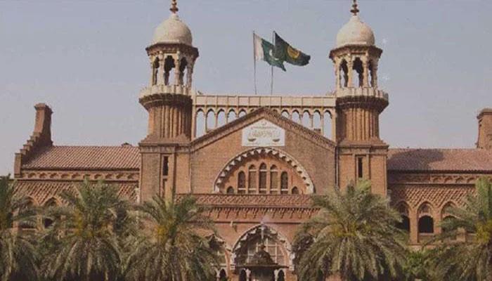 سیکرٹری داخلہ کو لاہور ہائی کورٹ کا توہین عدالت کا نوٹس