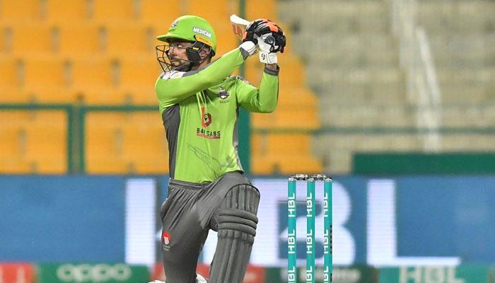 پی ایس ایل6: لاہور نے اسلام آباد کو 5 وکٹوں سے شکست دے دی