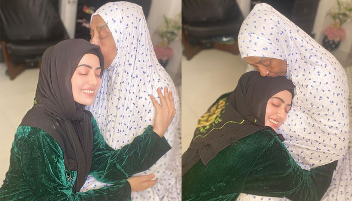ثناء خان نے والدہ کیلئے دُعاؤں کی اپیل کردی