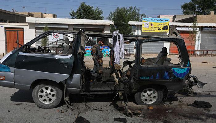 Afghanistan: Car bomb kills 6 in Baghlan