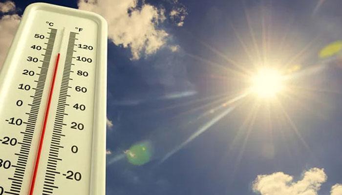 لاہور میں گرمی برقرار، درجہ حرارت42 ڈگری سینٹی گریڈ ریکارڈ