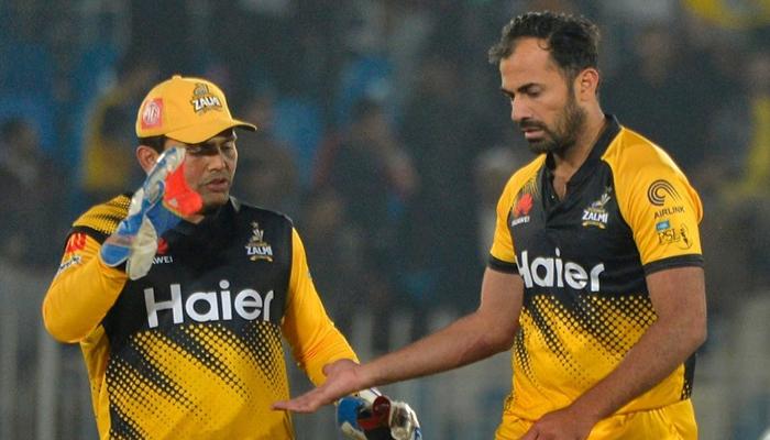 Wahab Riaz's opposing team Lahore Qalandars praise