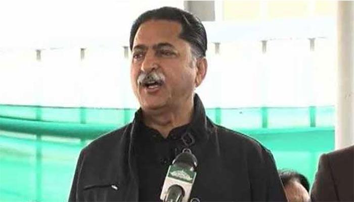 جاوید لطیف کو لاہور کی کوٹ لکھپت جیل رہا کر دیا گیا