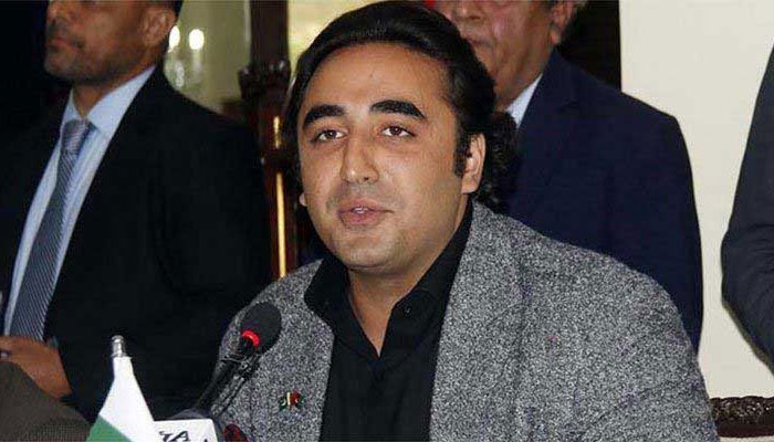 If Clubbhushan had to give NRA, how did he get it from the ordinance ?, Bilawal Bhutto