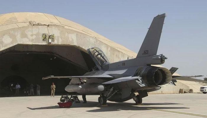 عراق کے بلاد ائیربیس پر راکٹ حملہ، کوئی جانی نقصان نہیں ہوا