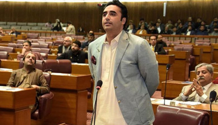We don't even have rights in the National Assembly, complained Bilawal Bhutto
