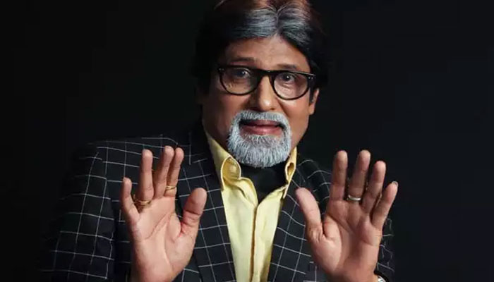 India: Amitabh Bachchan's equivalent mission to entertain corona patients