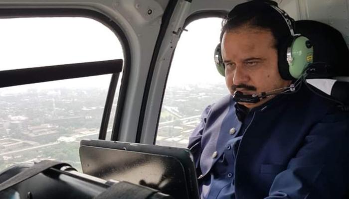 عثمان بزدار کے ہیلی کاپٹر کی ہنگامی لینڈنگ