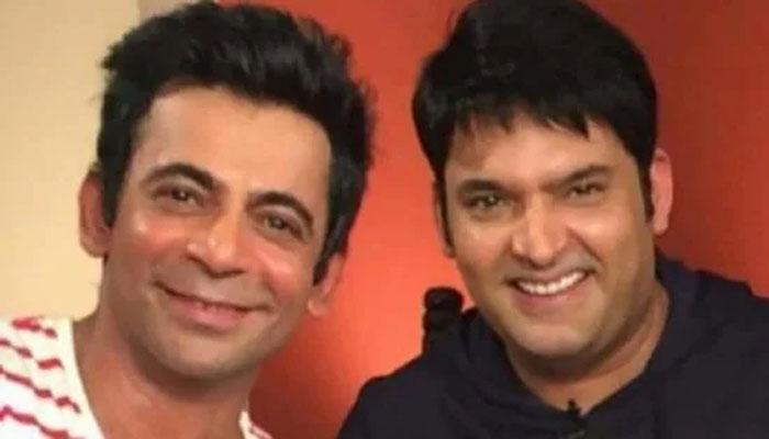 I can work with Kapil Sharma again, Sunil Grover