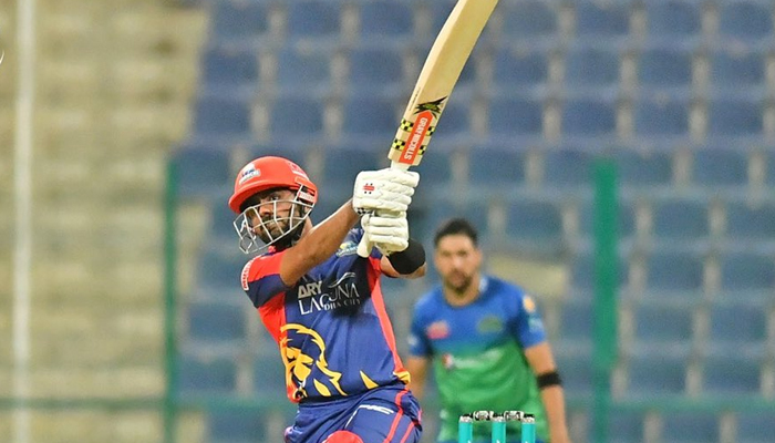 Multan Sultans defeated Karachi Kings by 12 runs to clinch their second victory in the event
