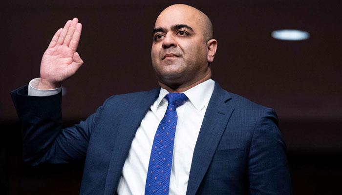 US Senate approves first Muslim American as federal judge