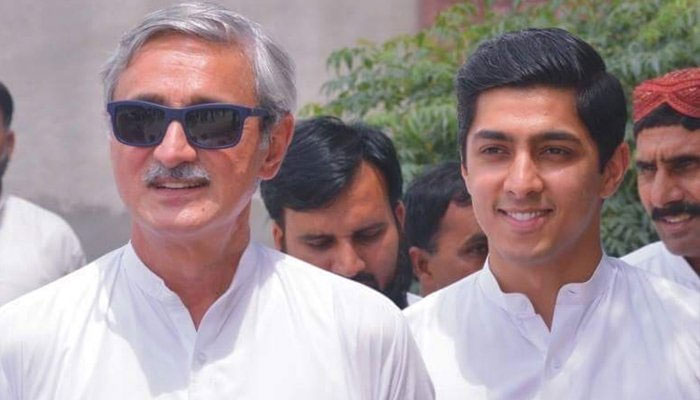 Jahangir presented in Sessions Court