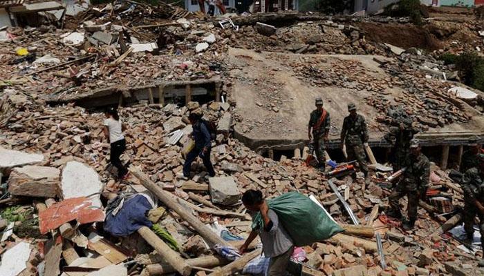 چین  میں 5.1 شدت کازلزلہ،2افراد زخمی