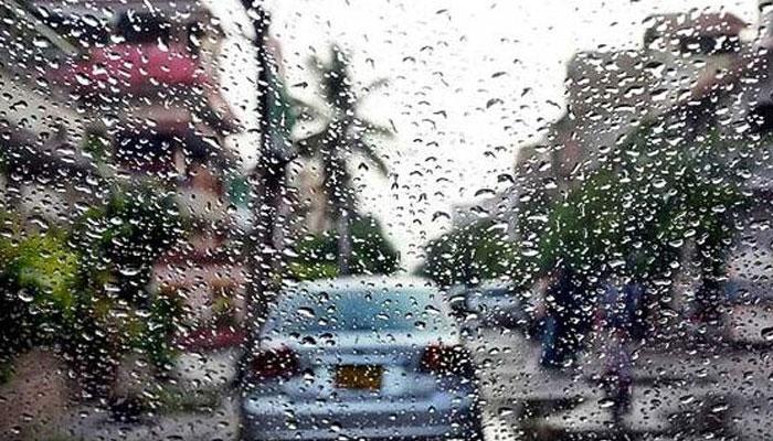 کراچی میں رات یا صبح کے اوقات میں ہلکی بارش کی پیش گوئی