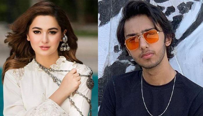 Another viral video of Haniya Aamir and Asher Wajahat