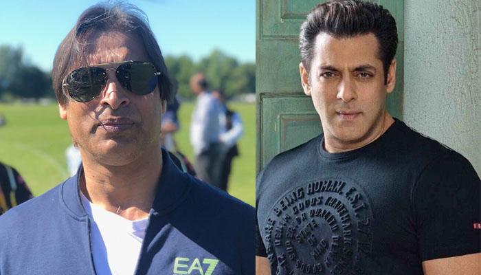 Salman Khan is my favorite actor: Shoaib Akhtar