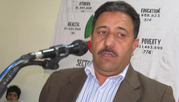 ممبر آزاد کشمیر اسمبلی حادثے کا شکار، کار دریا میں جاگری