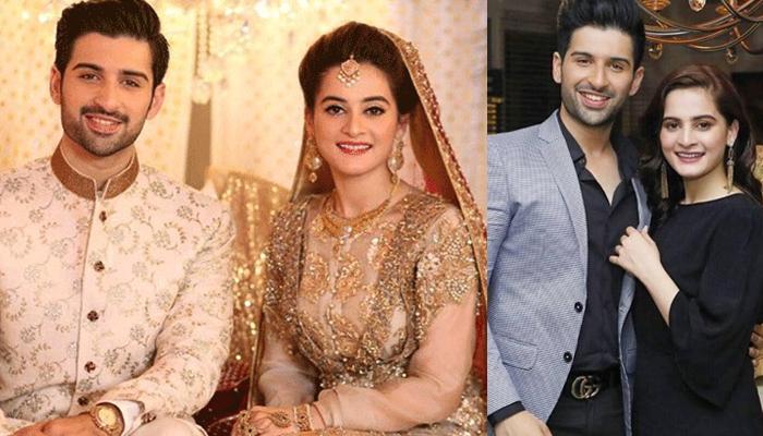 'ایمن خان کو شوہر سے بات کرنے کی تمیز نہیں'