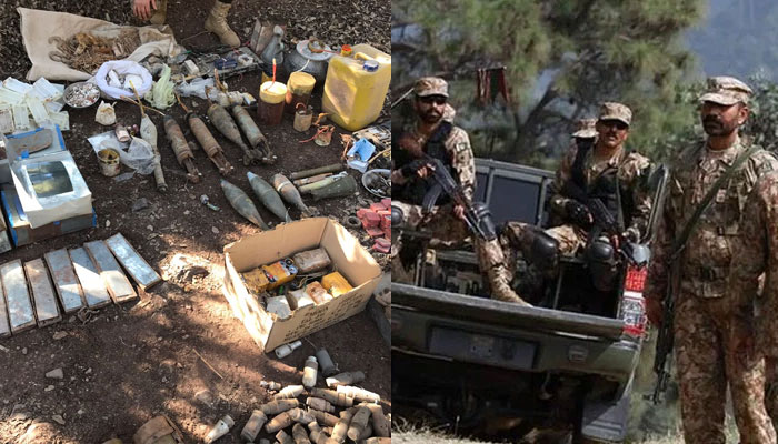 Balochistan: Security forces operation in Kharan, 2 terrorists killed, ISPR