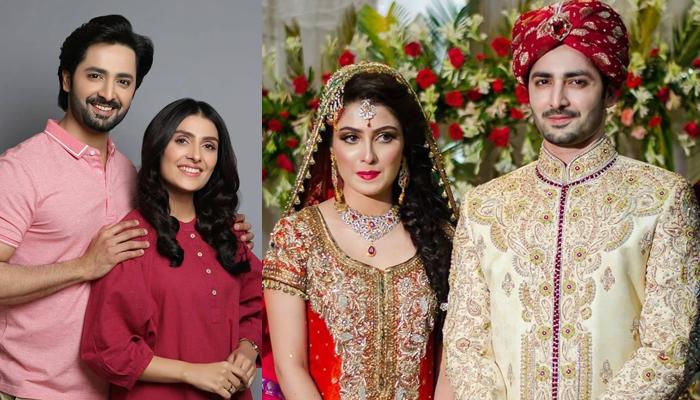 Beautiful Insta Story about Aiza Khan's wedding