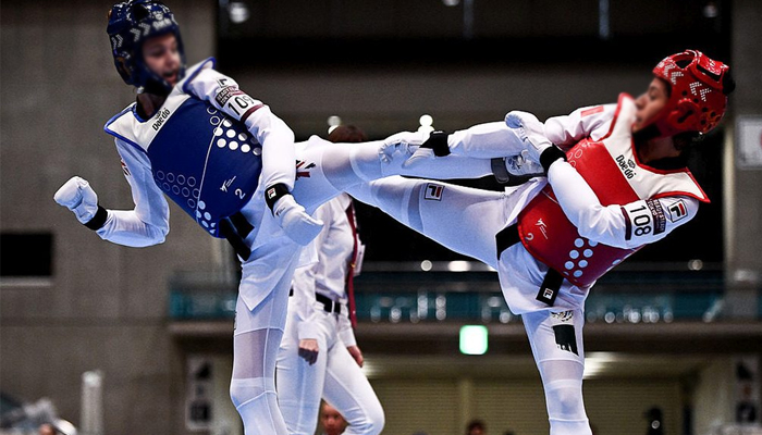 An 18-member squad for the Asian Taekwondo Championships has been announced