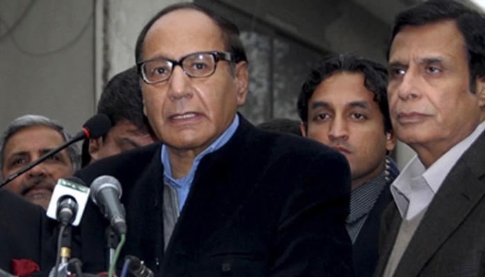 Finance Minister Shaukat Tareen's budget speech was positive and simple, Shujaat Hussain