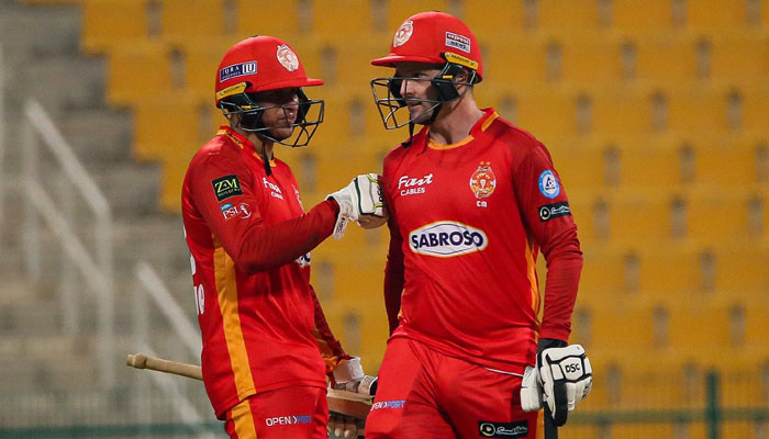 Islamabad beat Quetta by 10 wickets
