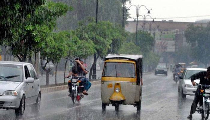 لاہور: پری مون سون بارشوں کے پیشِ نظر ہائی الرٹ جاری