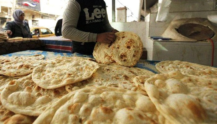 Lahore: The price of bread has gone up to Rs