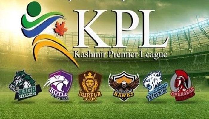 کشمیر پریمیئر لیگ کی ڈرافٹنگ 3 جولائی کو ہو گی
