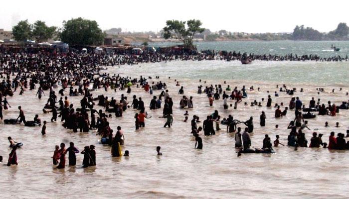 کینجھر جھیل پر سہولتوں کا فقدان اب بھی موجود
