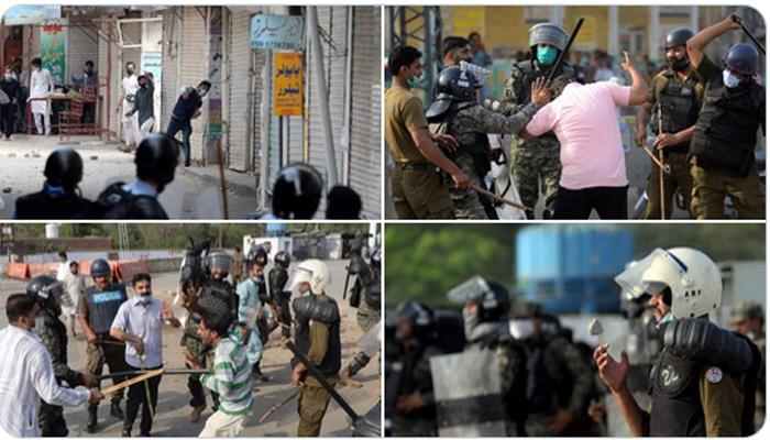 لاہور: کالعدم ٹی ایل پی کے مظاہروں میں زخمی ہونے والا اہلکار دم توڑ گیا