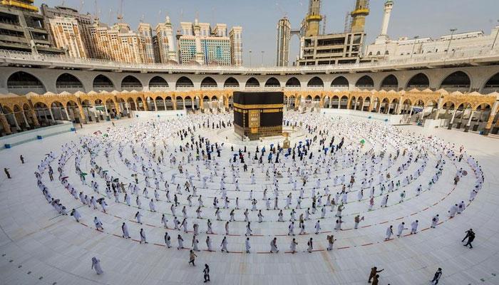 سعودی عرب: رواں سال حج کے لیے تین پیکیجز کی منظوری