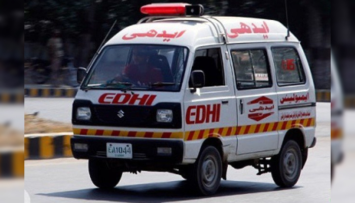 کراچی، بس میں فائرنگ سے پراپرٹی ڈیلر سمیت 2 افراد زخمی