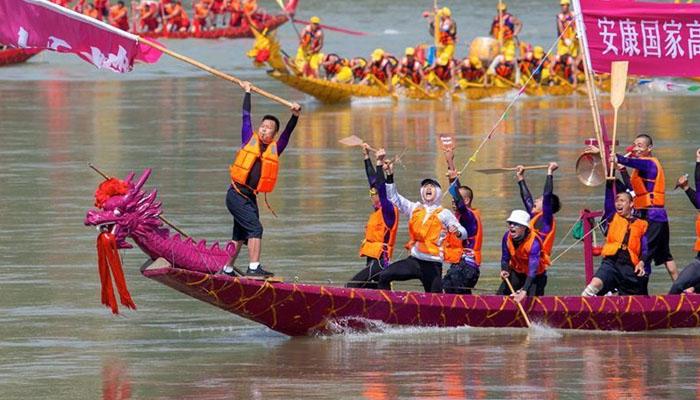 Dragon Boat Festival kicks off in China