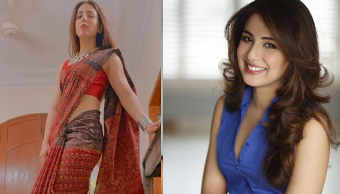 Discussions of bold pictures of Ushna Shah