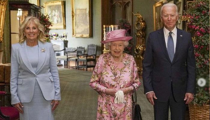 ملکہ برطانیہ کتنے امریکی صدور کی ونڈسر کاسٹل میں میزبانی کرچکی ہیں؟