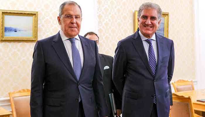 شاہ محمود نے روسی ہم منصب سے کیا بات کی؟