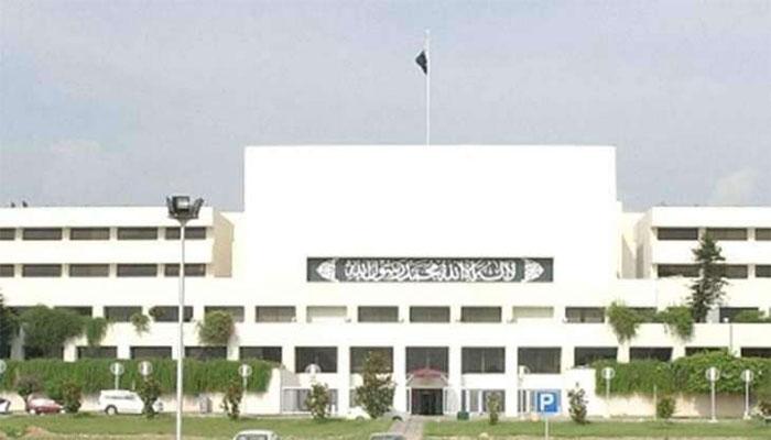 حکومت نے اپوزیشن کو قومی اسمبلی کا اجلاس چلانے کےلیے ضابطہ اخلاق پیش کردیا
