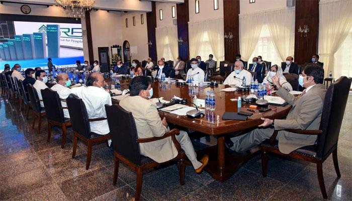 سندھ کابینہ کی ترقیاتی بجٹ کی منظوری