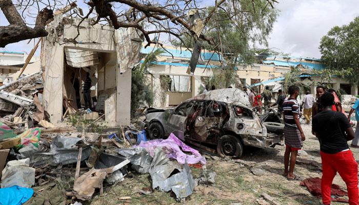 صومالیہ :فوجی تربیتی کیمپ میں خودکش دھماکا، 15 ہلاک