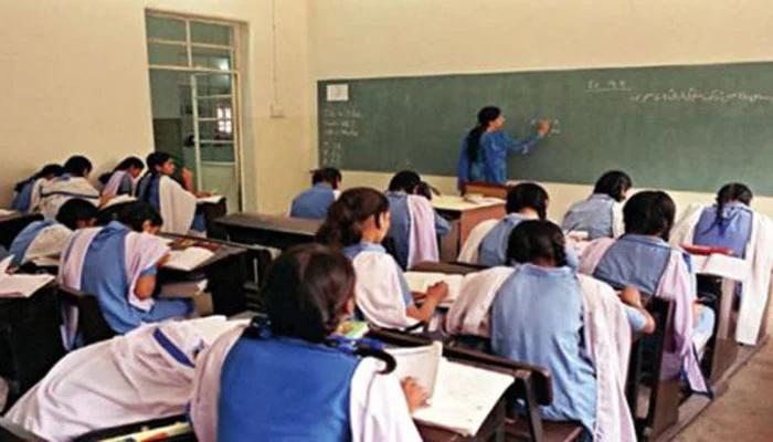 سندھ میں تعلیم کے لیے 277 ارب روپے سے زائد مختص