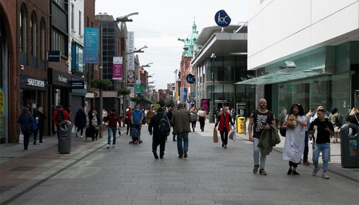 آئرلینڈ کا ویزوں پر عائد عارضی پابندی ختم کرنے کا اعلان